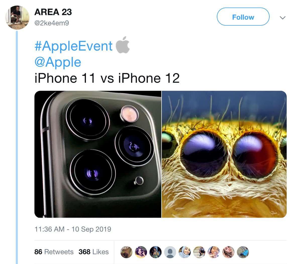 Camera của iPhone 11 và 11 Pro