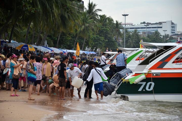 du lịch, Thái Lan