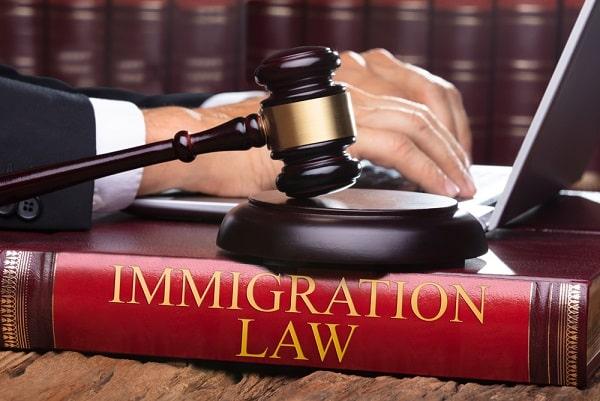luật di trú, thẻ xanh, nhập cư
