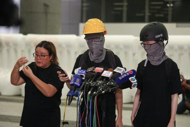 biểu tình Hồng Kông, rút lại dự luật dẫn độ