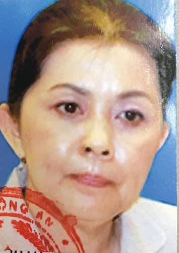 Bị can Đào Thị Hương Lan