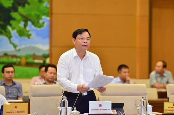 Bộ trưởng NN&PTNT Nguyễn Xuân Cường đề xuất lập Quỹ phòng chống thiên tai ở Trung ương