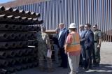 Dừng xây tường biên giới, ông Biden đã loại bỏ 5.000 việc làm xây dựng