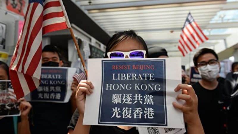 Phản đối luật dẫn độ, Hồng Kông,