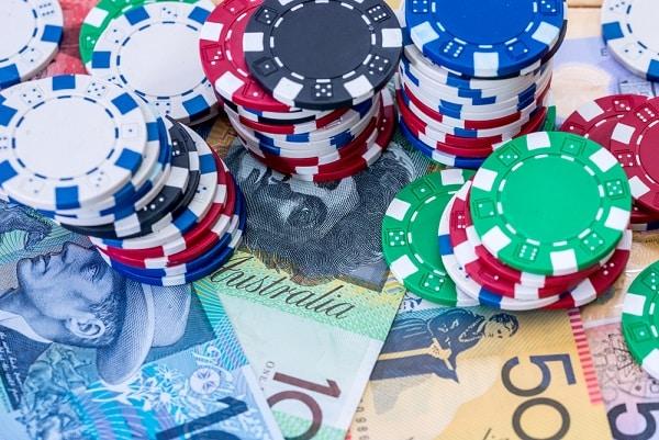 nghiện cờ bạc, sòng bạc