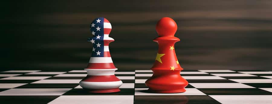Trung Quốc, Mỹ