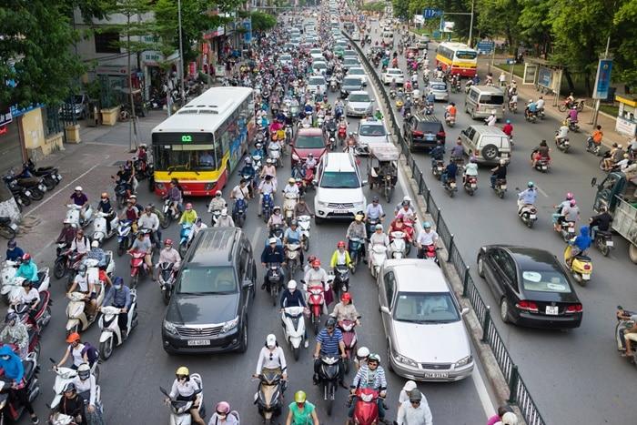 tuyến đường ưu tiên cho xe buýt