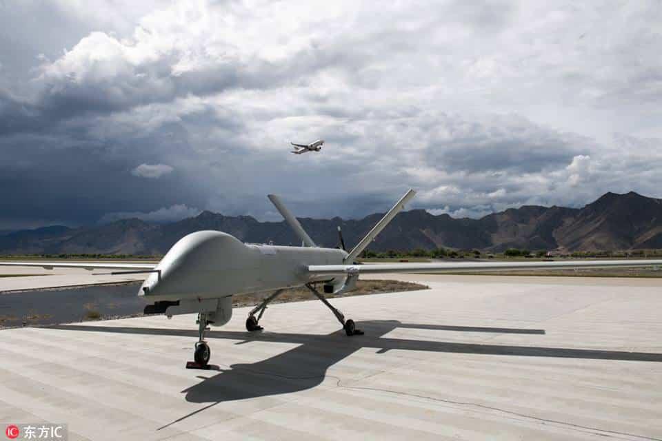 máy bay quân sự tối tân của Trung Quốc