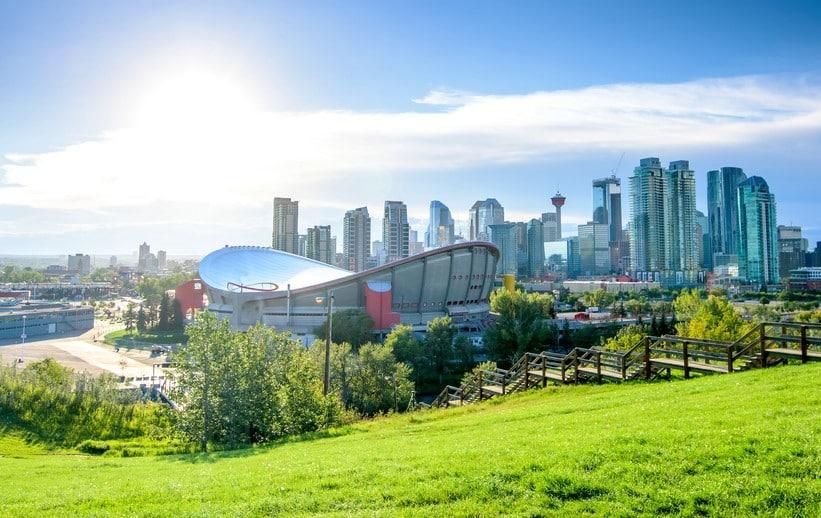 Calgary, thành phố có chất lượng không khí sạch nhất thế giới,