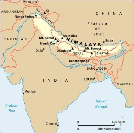Phát hiện sửng sốt từ dãy Himalaya (P2): Trạng thái xô-ma-chi
