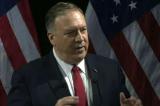 Ngoại trưởng Pompeo nói Mỹ phải đối đầu trực diện với ĐCSTQ