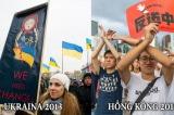 Chiến dịch phản kháng ở Ukraina: Một 'Hồng Kông' với cái kết có hậu