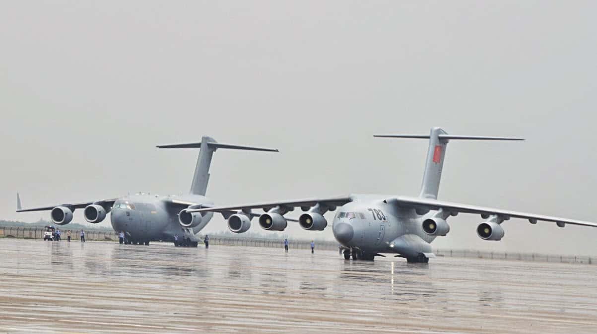 Y-20-vs-C-17-Globemaster-III