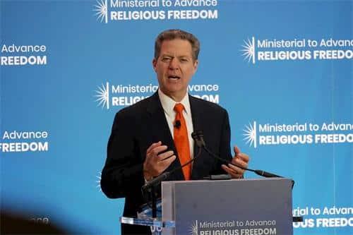 Tự do tôn giáo, Sam Browback