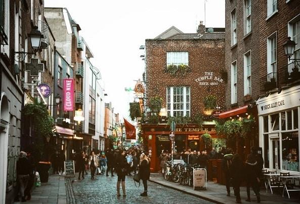 cấm hút thuốc lá, Ireland