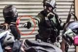Cảnh sát Hồng Kông bắn đạn thật vào người biểu tình ngày 1/10