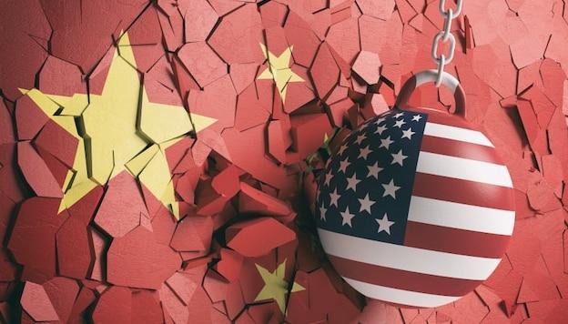 Chiến tranh thương mại, Thương chiến