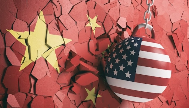 Trade war, Trade war