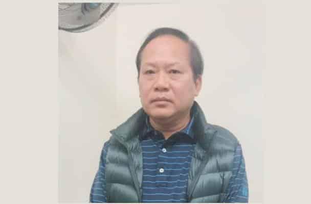 Cựu Bộ trưởng TT&TT Trương Minh Tuấn