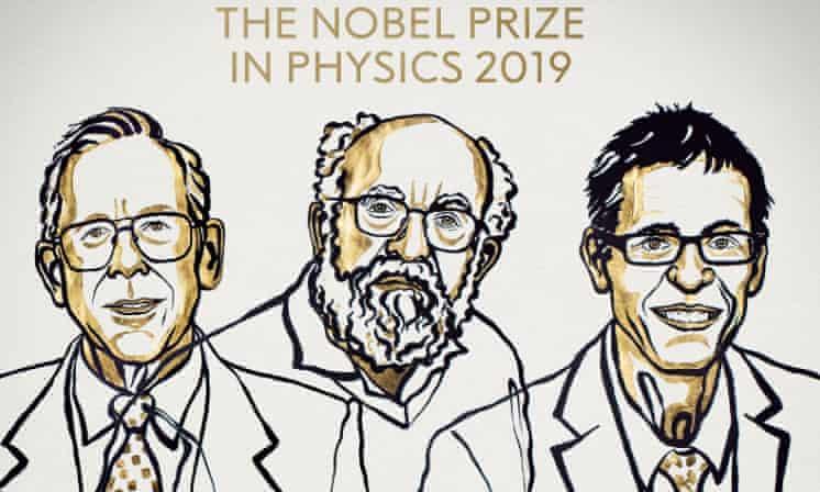 Giải Nobel Vật lý 2019: nhận thức về vũ trụ