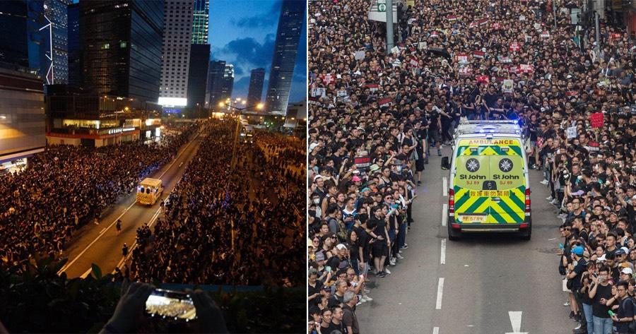 Người Hồng Kông không phải người Trung Quốc