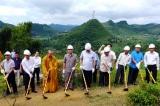 Hà Giang phá núi, xây khu du lịch tâm linh Lũng Cú gần 900 tỷ đồng