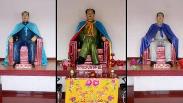 Miếu thờ Mao Trạch Đông