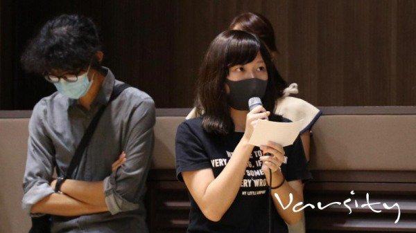 Người biểu tình Hồng Kông, Biểu tình Hồng Kông, Xâm hại tình dục