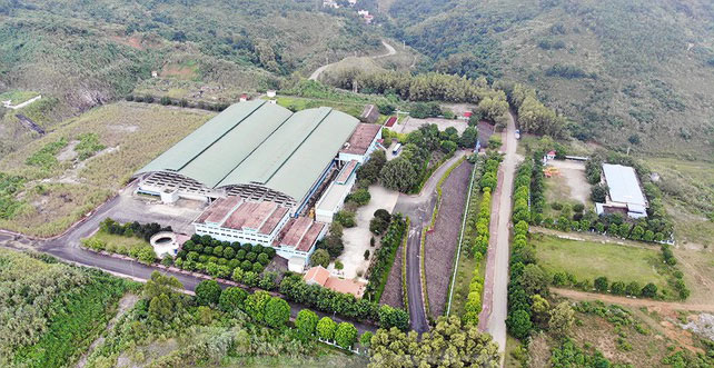 nhà máy nước sạch sông Đà