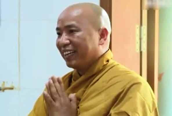 nhà sư Thích Thanh Toàn