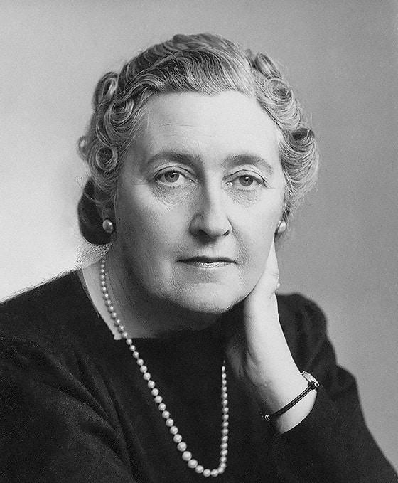 Agatha Christie, nữ hoàng trinh thám