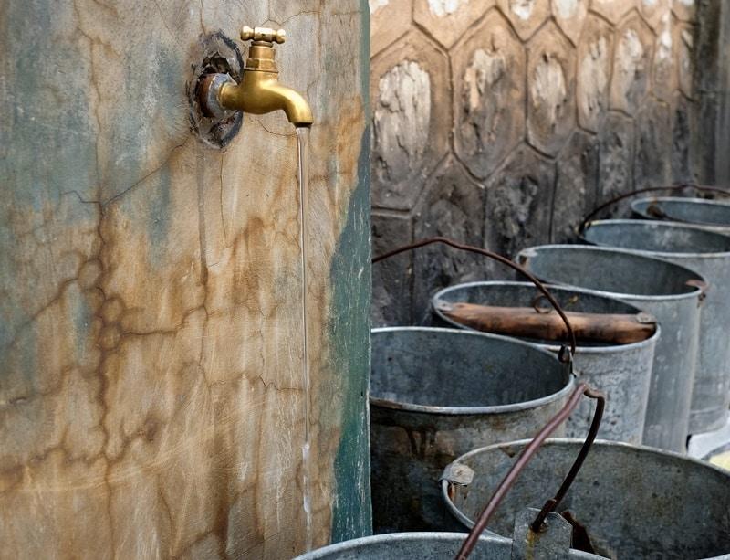 nước nhiễm dầu thải, nước sông đà, an ninh nguồn nước