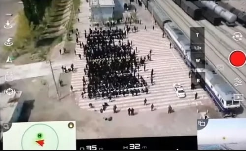 Tân Cương hóa Hồng Kông