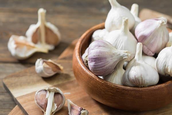 thực phẩm bảo vệ tim mạch, tỏi, ngăn ngừa bệnh tim mạch