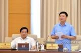 Trưởng Ban Công tác đại biểu Trần Văn Túy
