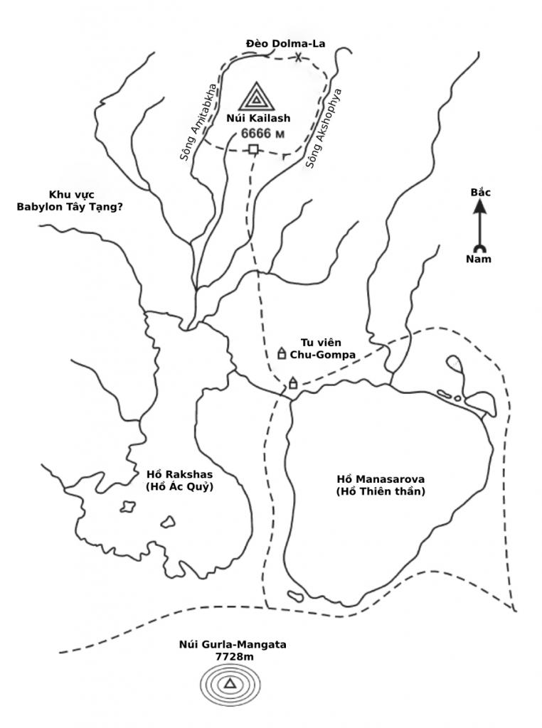 Phát hiện sửng sốt từ dãy Himalaya (P6): Núi Kailash - kim tự tháp hùng vĩ