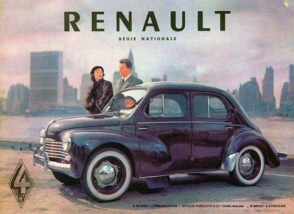 Lịch sử taxi Renault 4CV của Sài Gòn xưa