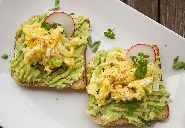 bánh mì, giảm cân