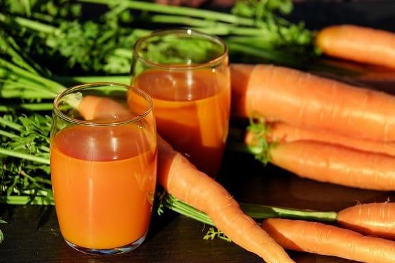 cà rốt, thực phẩm lành mạnh