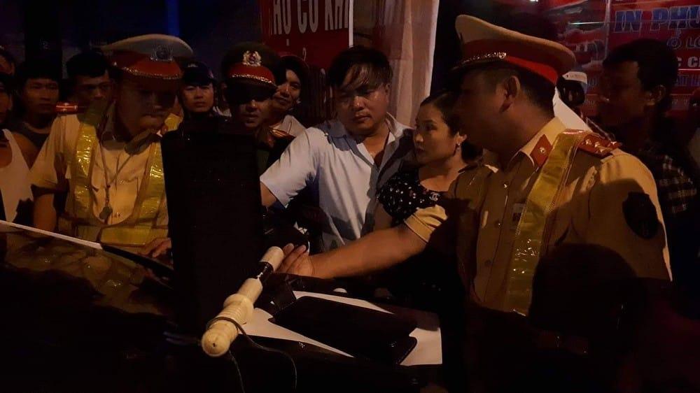 khởi tố Chủ nhiệm UBKT Hà Tĩnh lái xe tông chết người, Hà Tĩnh