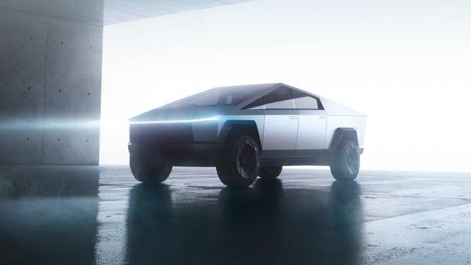 Xe điện Cybertruck của Tesla