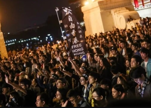 Hòa nhạc ủng hộ Dân chủ Hồng Kông
