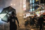 Hơi cay của cảnh sát Hồng Kông có chứa dioxin trong chất độc da cam