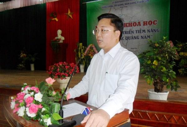 Ông Lê Trí Thanh