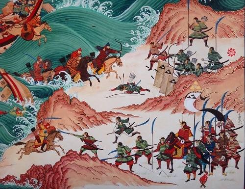 Điều giúp người Nhật hai lần đẩy lui đại quân Mông Cổ