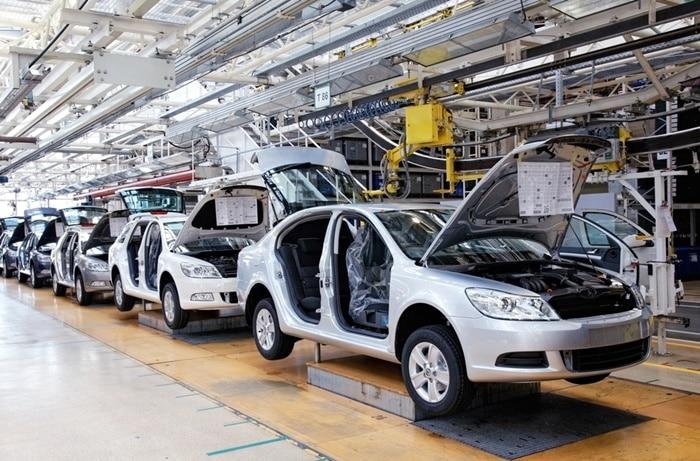 ngành công nghiệp ô tô, linh kiện ô tô