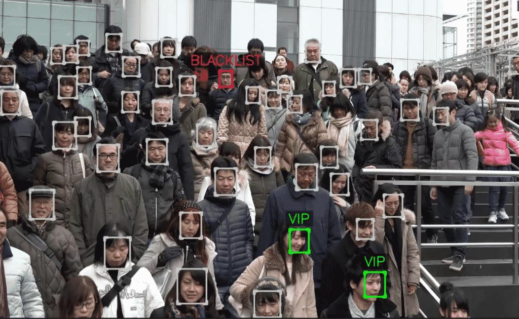 nhận dạng khuôn mặt