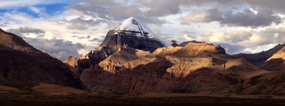 Phát hiện sửng sốt từ dãy Himalaya (P5): Núi Kailash và Sambala