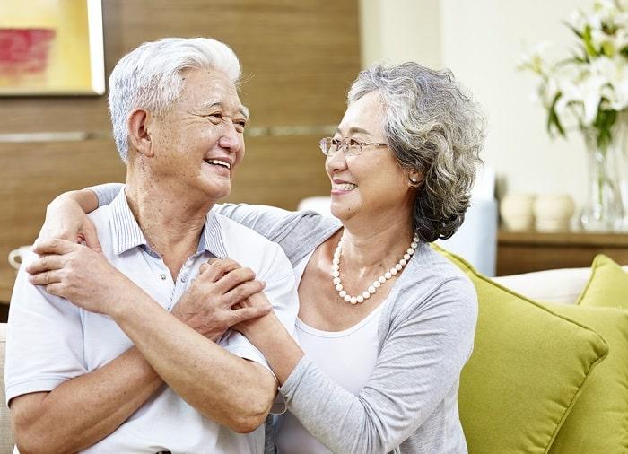 sống thọ, người sống thọ, bí quyết sống thọ, dấu hiệu sống thọ, tướng sống thọ