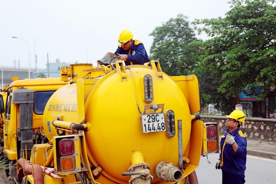 tăng giá dịch vụ nước thải